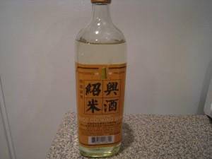 Chinese Cooking Wine