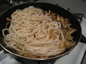 Add shanghai noddles