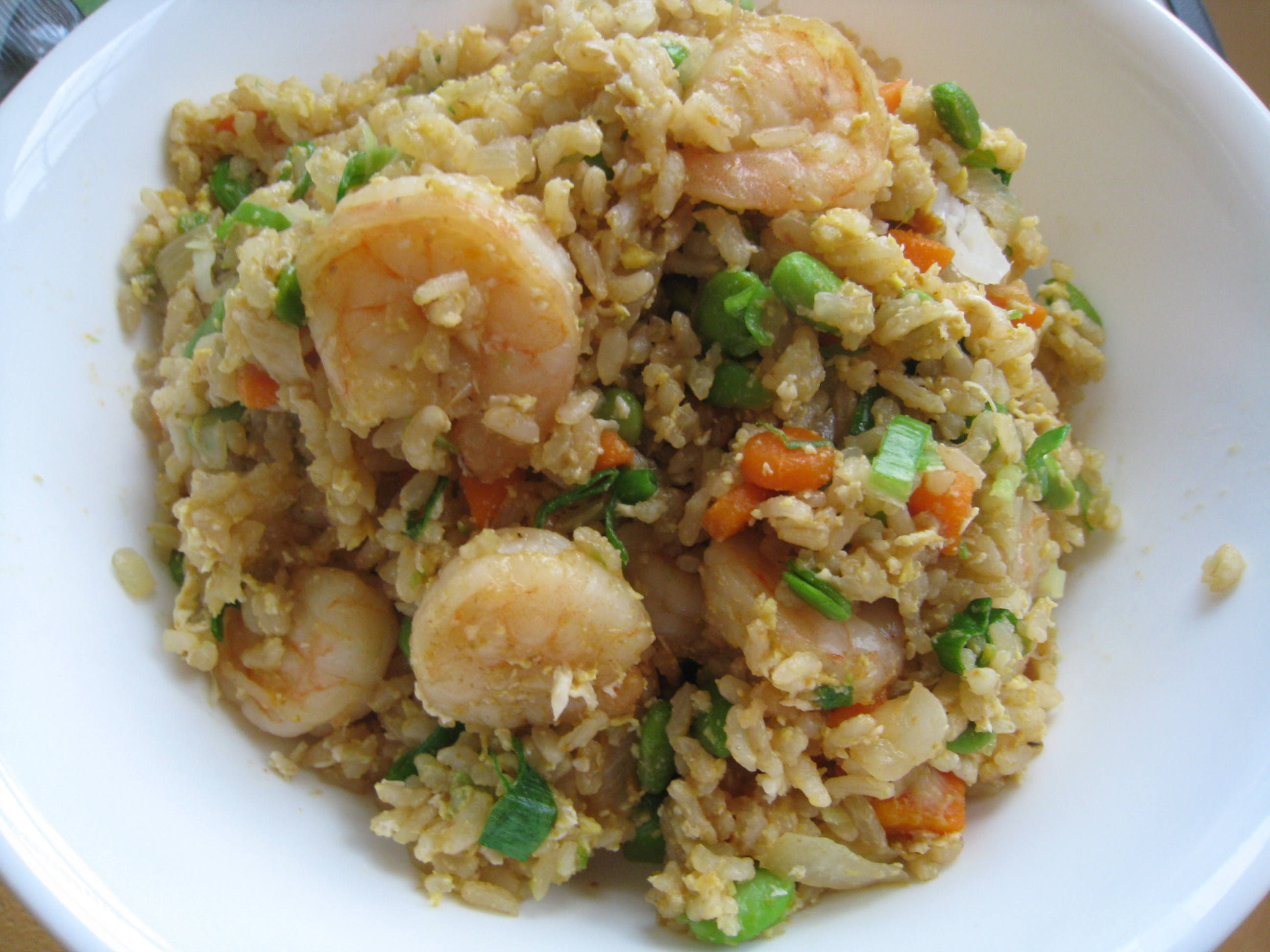 Easy Shrimp Fried Rice (20 mins) - Chinese Chicken Recipes ...