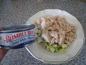 Add tuna