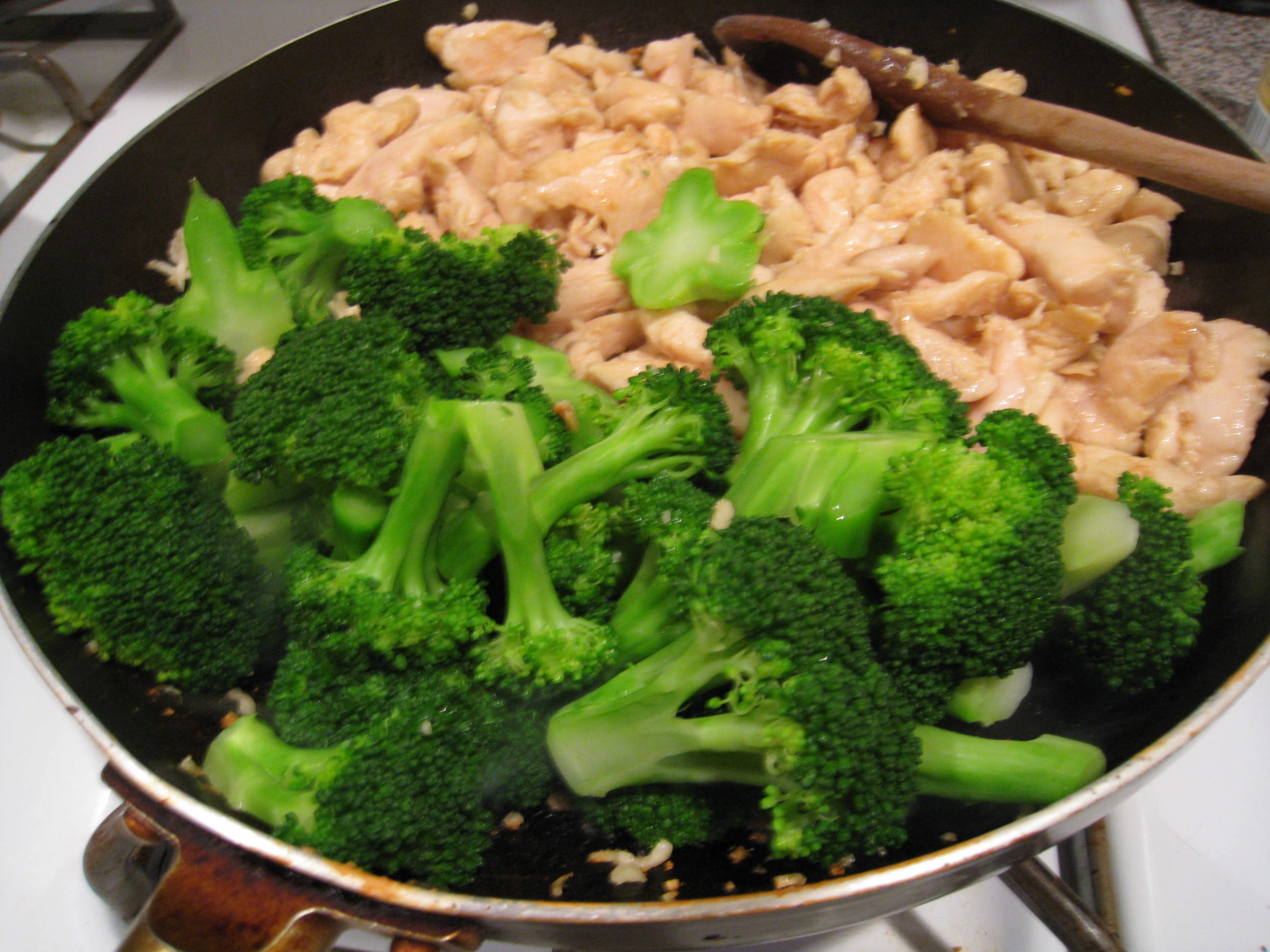 Chinese Chicken and Broccoli - Chinese Chicken Recipes for ...