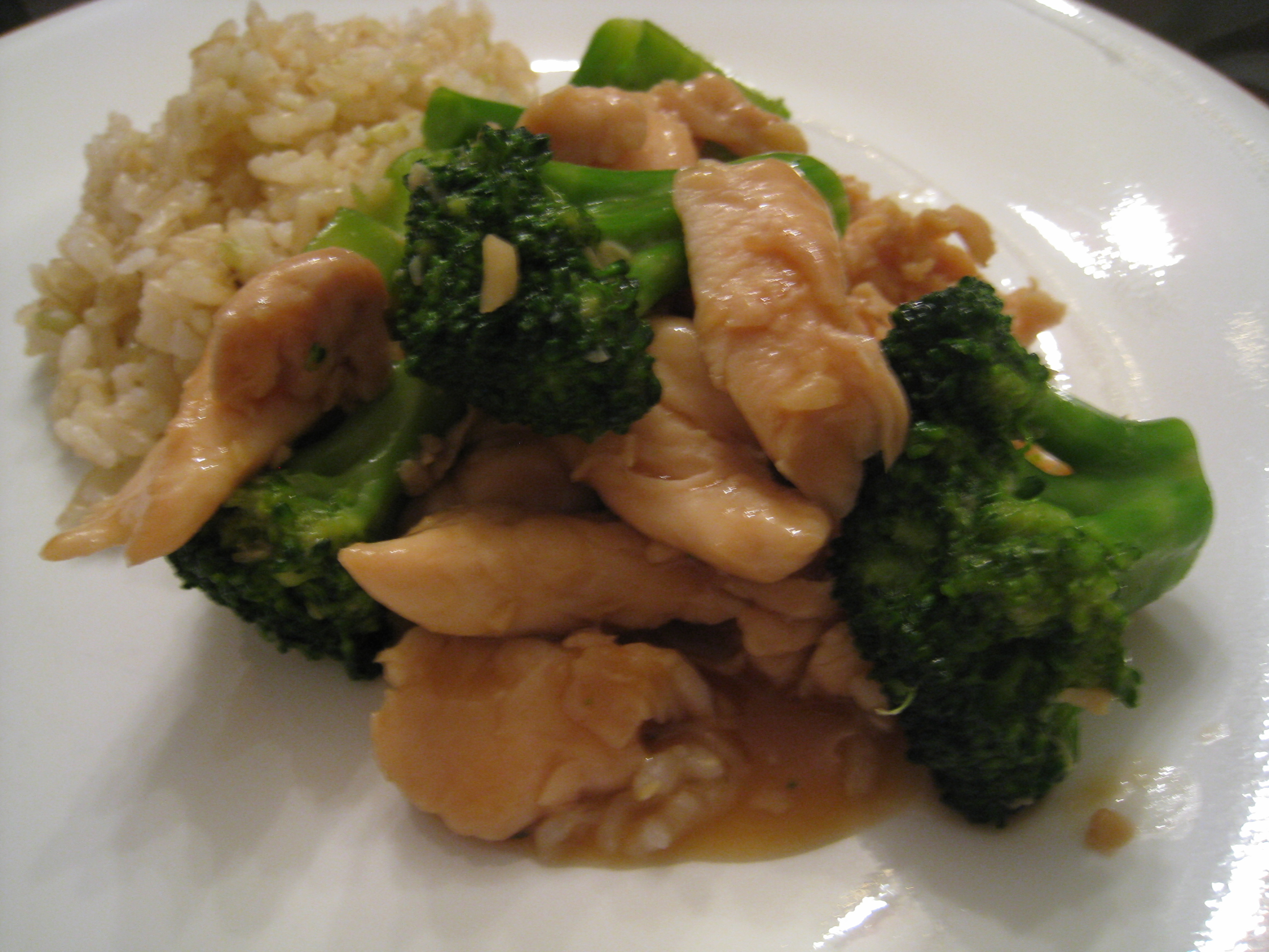 Chinese chicken and broccoli chinese chicken recipes for busy people broccoli then sauce chicken forumfinder Images