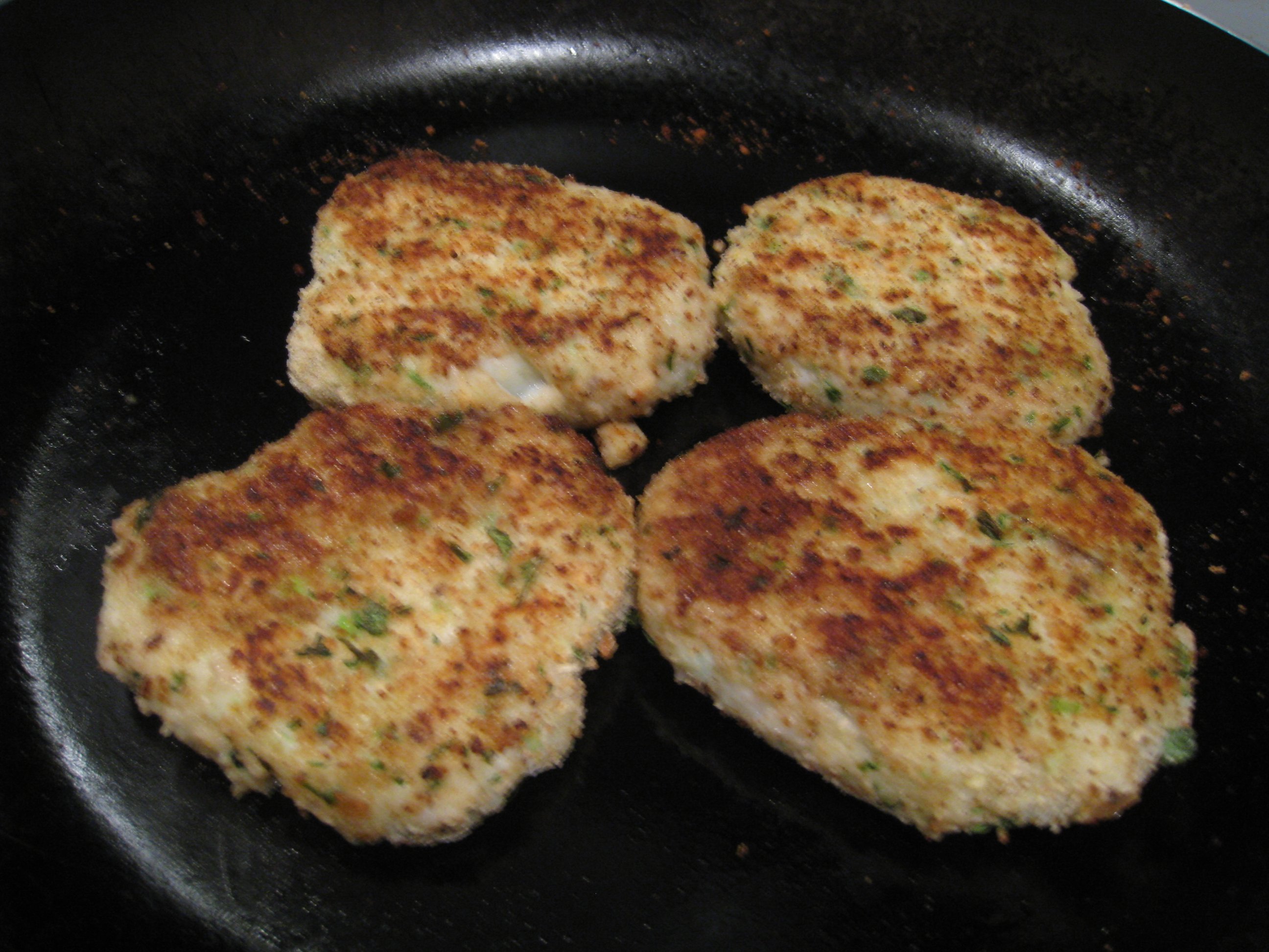 Fish cakes for Chinese fish cake
